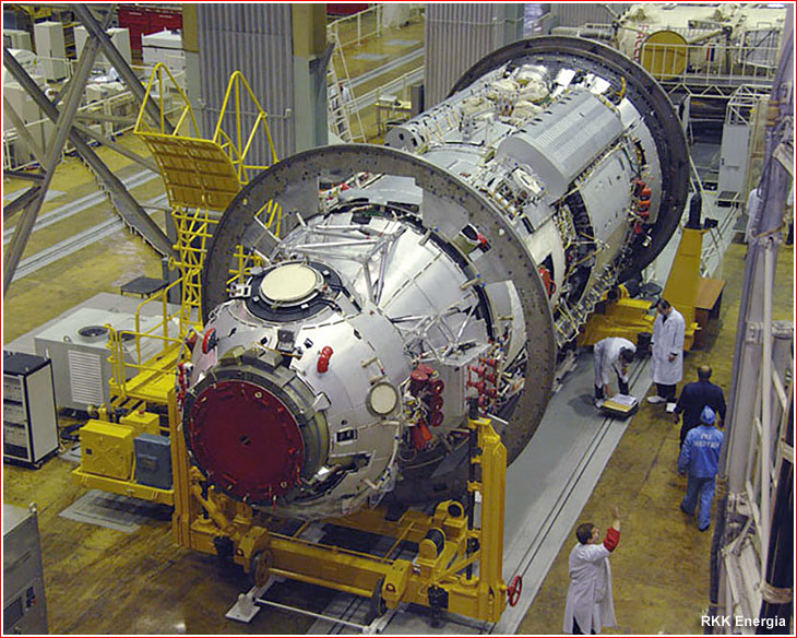 """Proton-M (MLM-U """"Nauka"""") - Baï - Mi-juillet 2021 - Page 3 125"""
