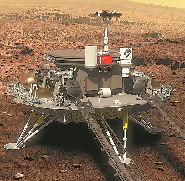 [Chine] Préparation aux programmes martiens - Page 2 176