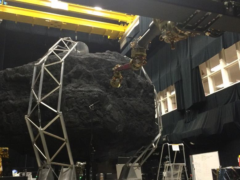[Mission ARM] La NASA prévoit de déplacer un astéroïde afin de l'utiliser. - Page 6 Scree126