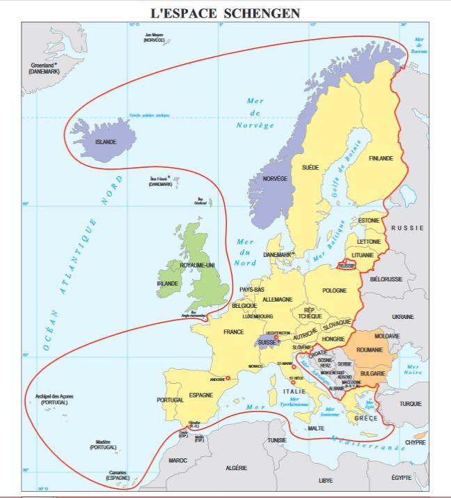 EUROPE - ESPACE SCHENGEN Captur29