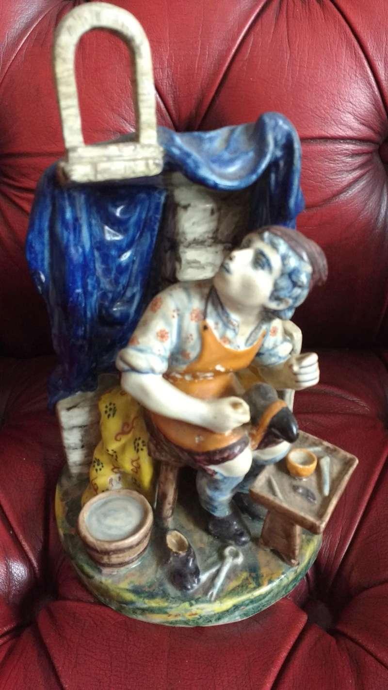 Belgian art pottery Pieter Adriaenus Koeks or Adrian Pynacker 18th century Img_2029