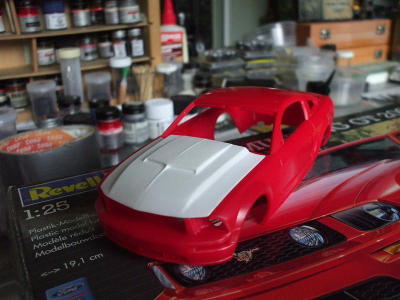 Mustang GT 2005 Dscf2223