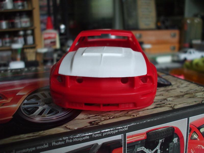 Mustang GT 2005 Dscf2224