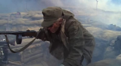 """CR Front de l'est Fig 28mm """"Steiner s last battle"""" 22015110"""