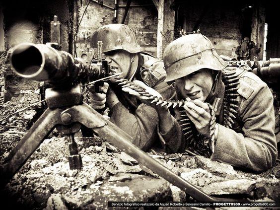 """CR Front de l'est Fig 28mm """"Steiner s last battle"""" 5e819710"""
