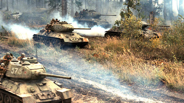 """CR Front de l'est Fig 28mm """"Steiner s last battle"""" 8116_w10"""
