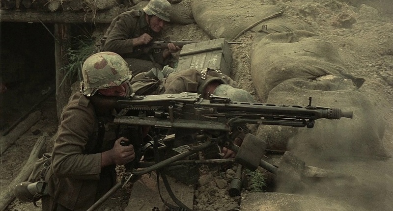 """CR Front de l'est Fig 28mm """"Steiner s last battle"""" Coi_1010"""