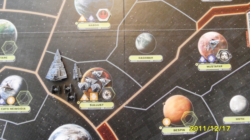 "CR Star wars rebellion ""The great game"" of Sheev Palpatine Sam_3757"