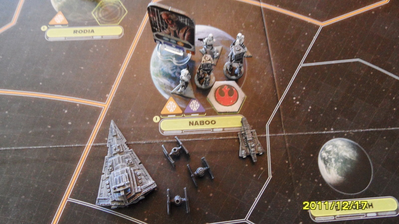 "CR Star wars rebellion ""The great game"" of Sheev Palpatine Sam_3761"