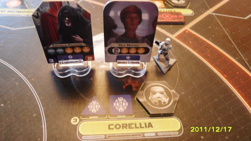 "CR Star wars rebellion ""The great game"" of Sheev Palpatine Sam_3810"