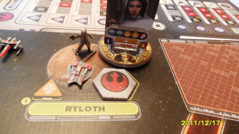 "CR Star wars rebellion ""The great game"" of Sheev Palpatine Sam_3812"
