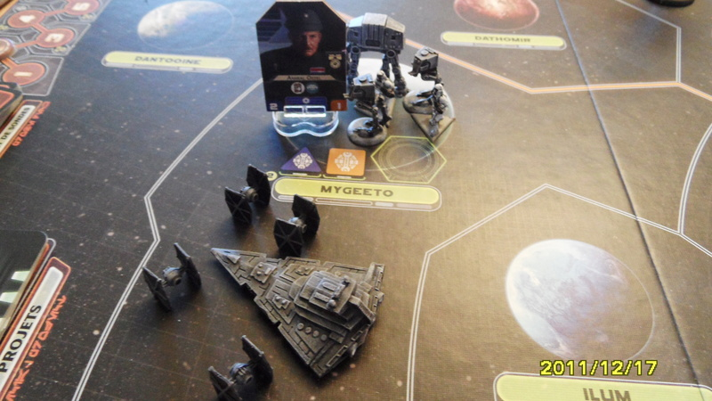 "CR Star wars rebellion ""The great game"" of Sheev Palpatine Sam_3814"
