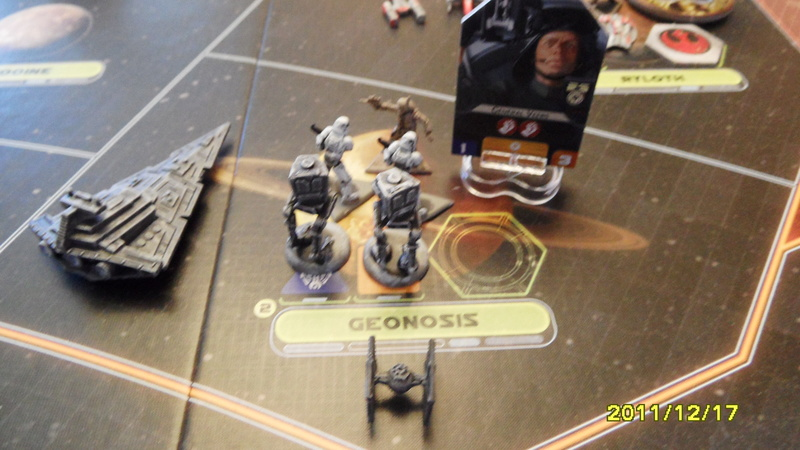 "CR Star wars rebellion ""The great game"" of Sheev Palpatine Sam_3815"