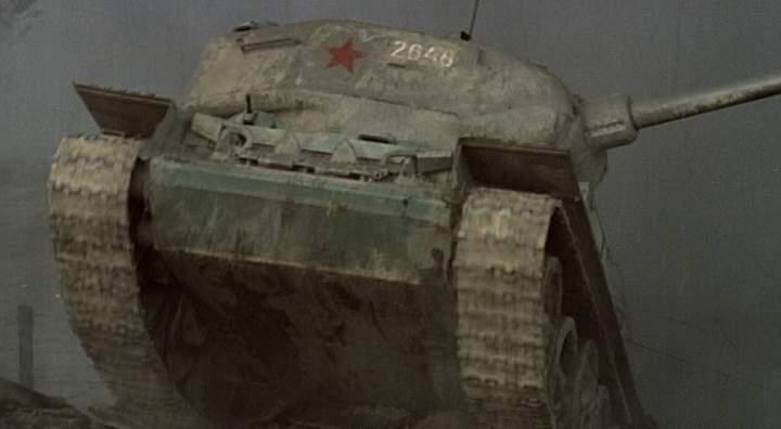"""CR Front de l'est Fig 28mm """"Steiner s last battle"""" Tank9e10"""