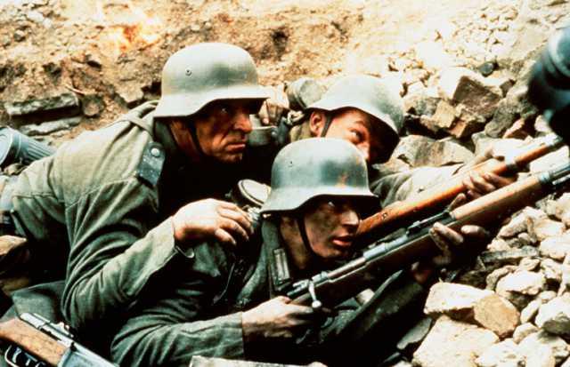 """CR Front de l'est Fig 28mm """"Steiner s last battle"""" War-mo10"""