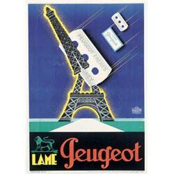 """Rasoir """"Peugeot"""" 21656211"""