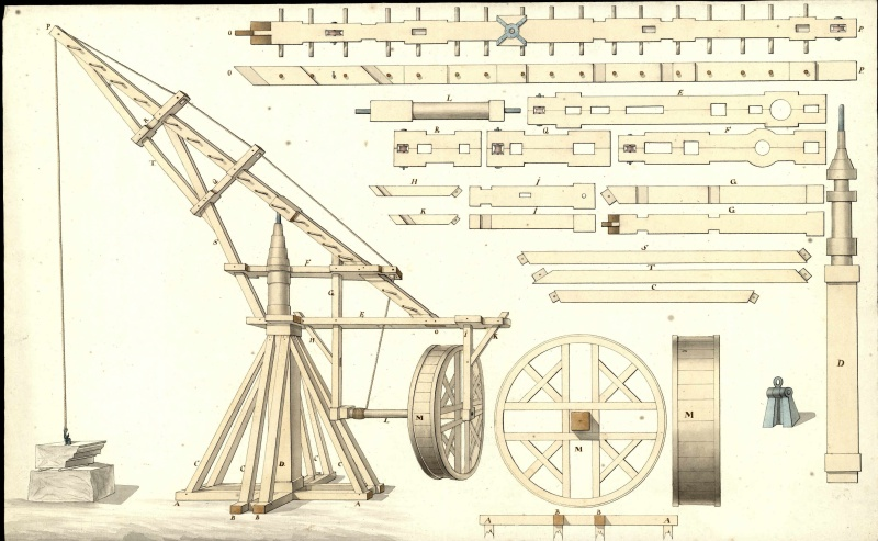 Matériels d'arsenal XVIIIe et début XIXe siècles - 1/32e K101-110