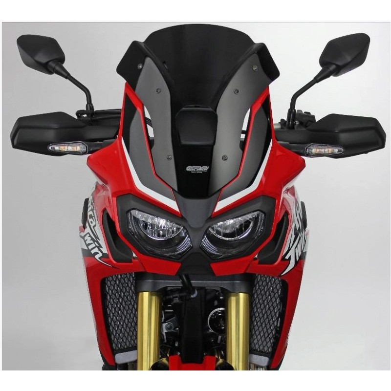 Essai CRF 1000 Honda @frica Twin - Page 7 Bulle-11