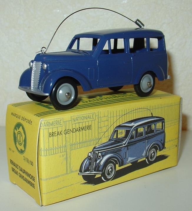Miniatures automobiles au 1/43° Dauphi10