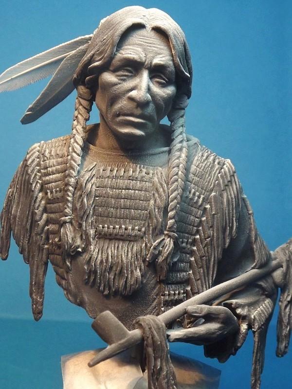Indien Sioux Indien36