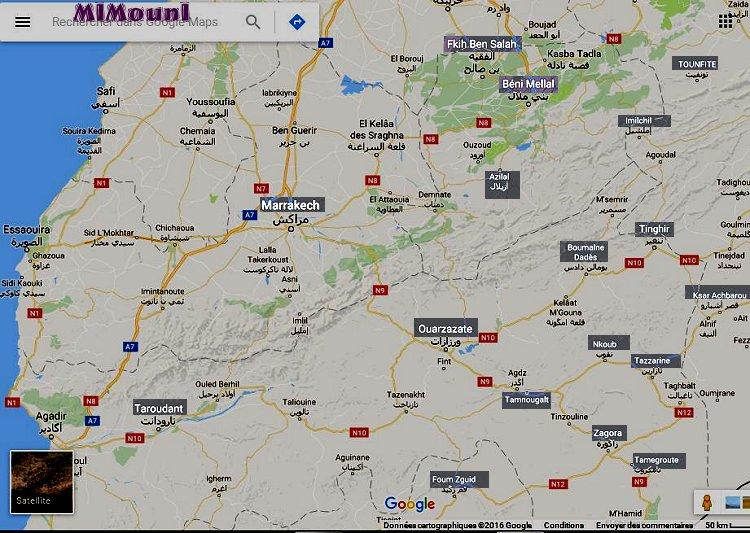 Tag map sur tachelhite Ouarza10