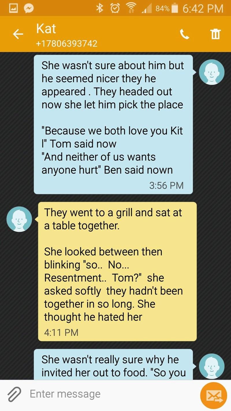 Ben x Kit wut - Page 39 2911
