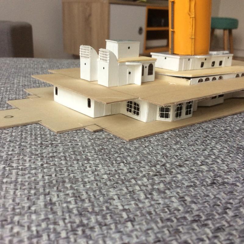Titanic 1/200  Img_0513