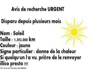 Urgent recherche soleil......... Photo-10