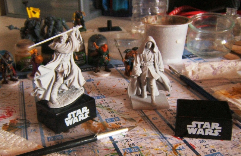 Obi Wan et Anakin Knight Models Kenobi10