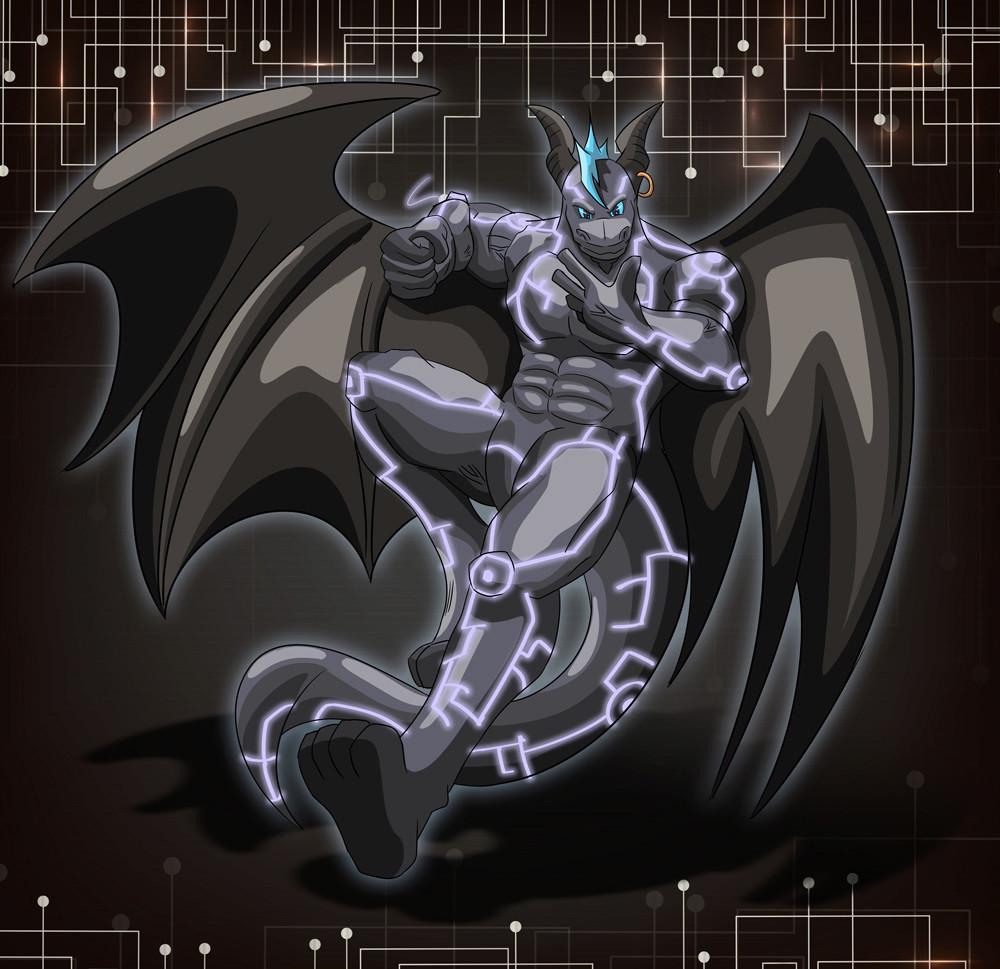 Master Concordia, el dragón afortunado 20160811