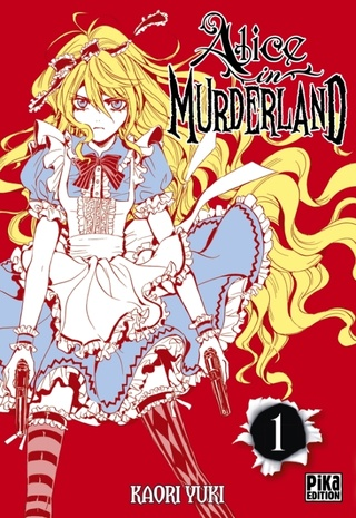 [MANGA] Alice in Murderland (Kakei no Alice) Alice-11