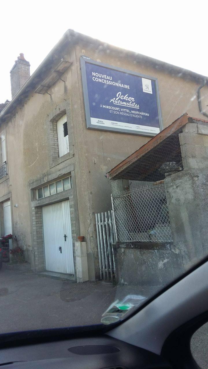 La vie des commerces à Mirecourt  13720411