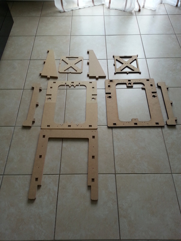 ITOPIE DIY - première imprimante 3D 20160750