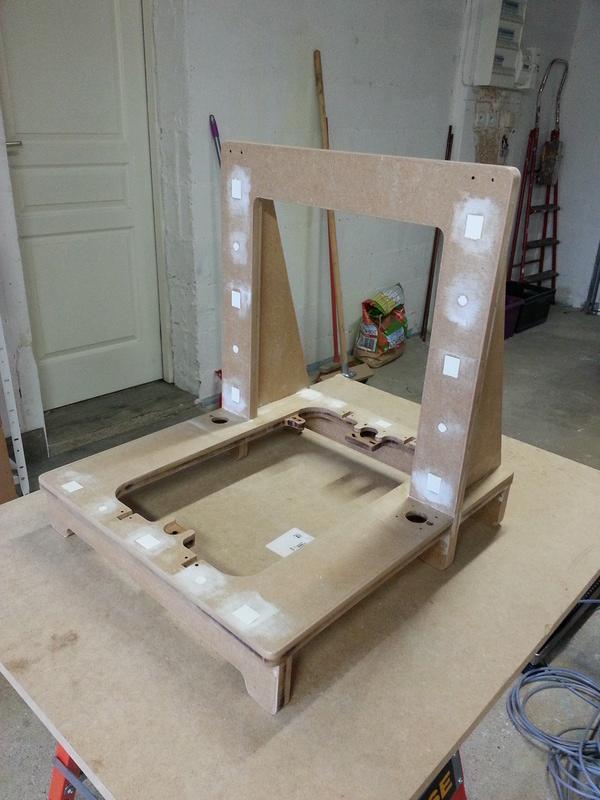 ITOPIE DIY - première imprimante 3D 20160753