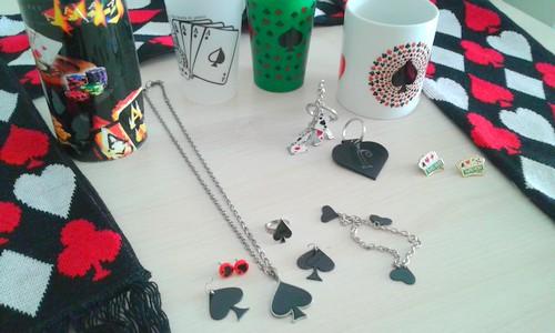 Ma collection d'As de pique ♠ 20160615