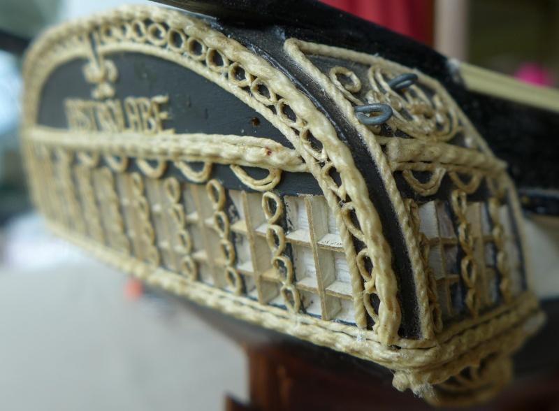 Restauration  corvette Astrolabe ex la Coquille - Page 2 P1170310