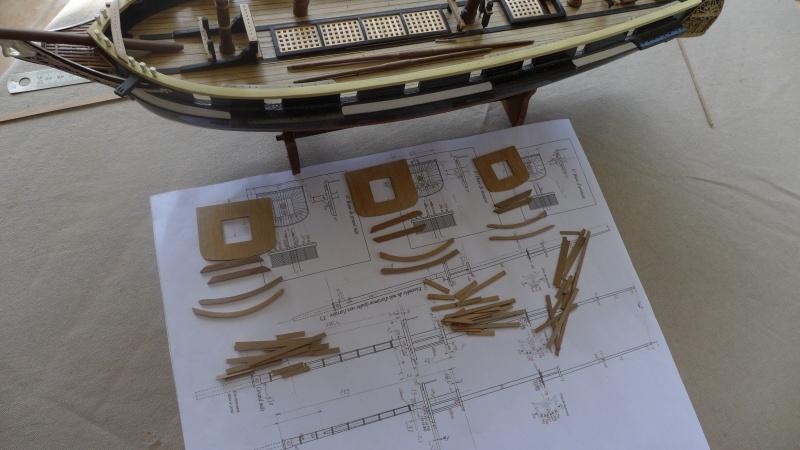 Restauration  corvette Astrolabe ex la Coquille - Page 3 P1170319