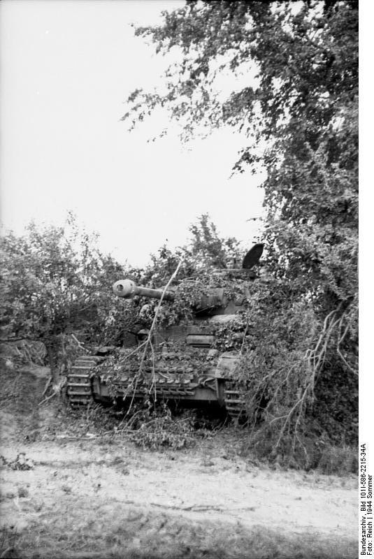 Bataille dans le Bocage Normand - techniques et tactiques 76911511