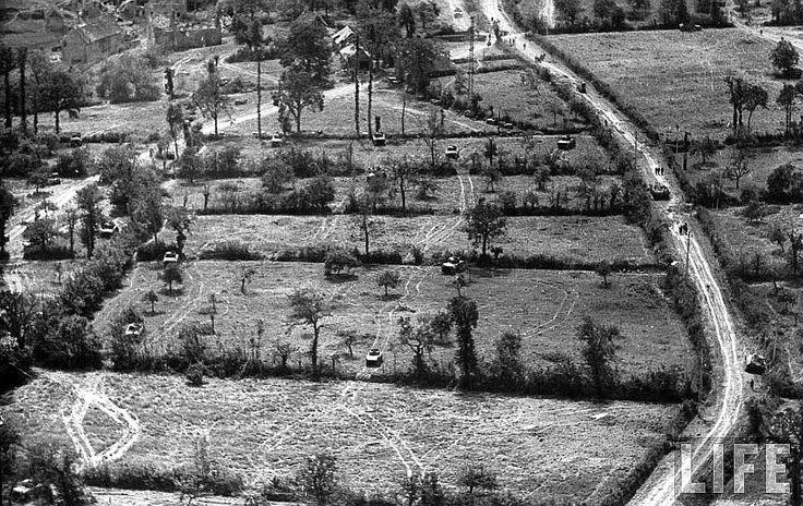 Bataille dans le Bocage Normand - techniques et tactiques B0764011