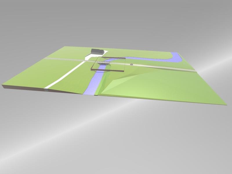 la bataille de la Fière. un projet de table modulable pour Bolt Action- Une échelle: du 28mm - Page 5 Image611