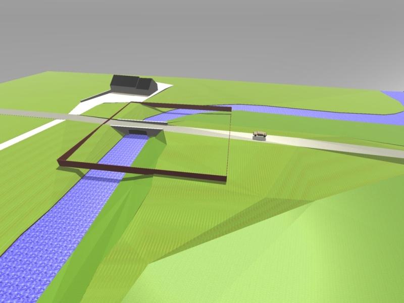 la bataille de la Fière. un projet de table modulable pour Bolt Action- Une échelle: du 28mm - Page 5 Image612