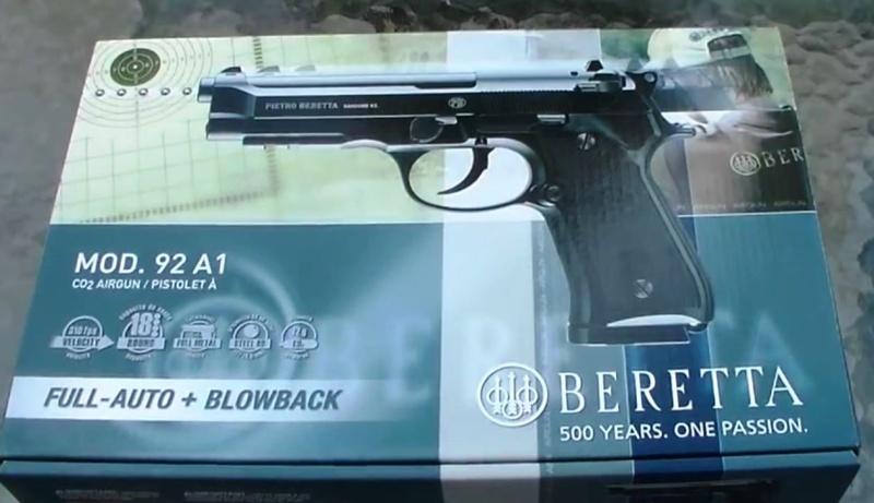 Le Beretta 92A1 BB arrive en France ! - Page 2 Image_10