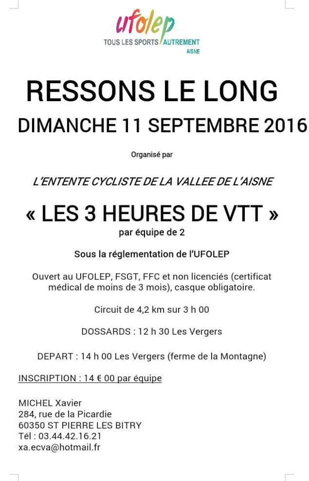 [02] 11 SEPTEMBRE RESSONS LE LONG  3h VTT 14184510
