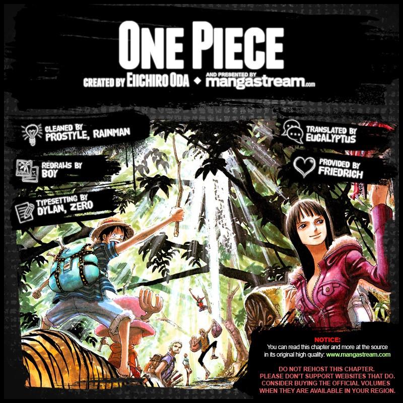 One Piece Chapter 830: Người mà ta có thể đặt cược. 00010