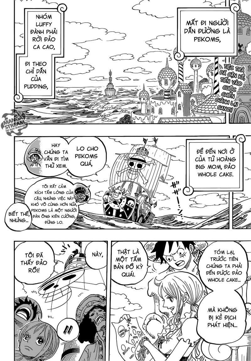 One Piece Chapter 829: Hải tặc, Tứ Hoàng Charlotte Linlin 00510