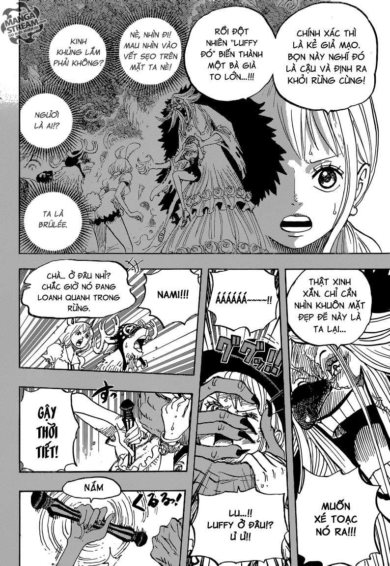 One Piece Chapter 835: Vương quốc Linh Hồn 00912