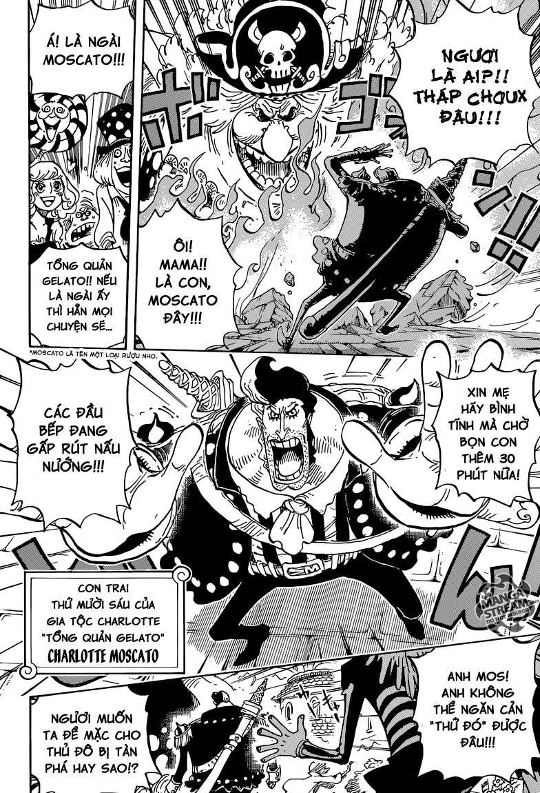 One Piece Chapter 829: Hải tặc, Tứ Hoàng Charlotte Linlin 01310