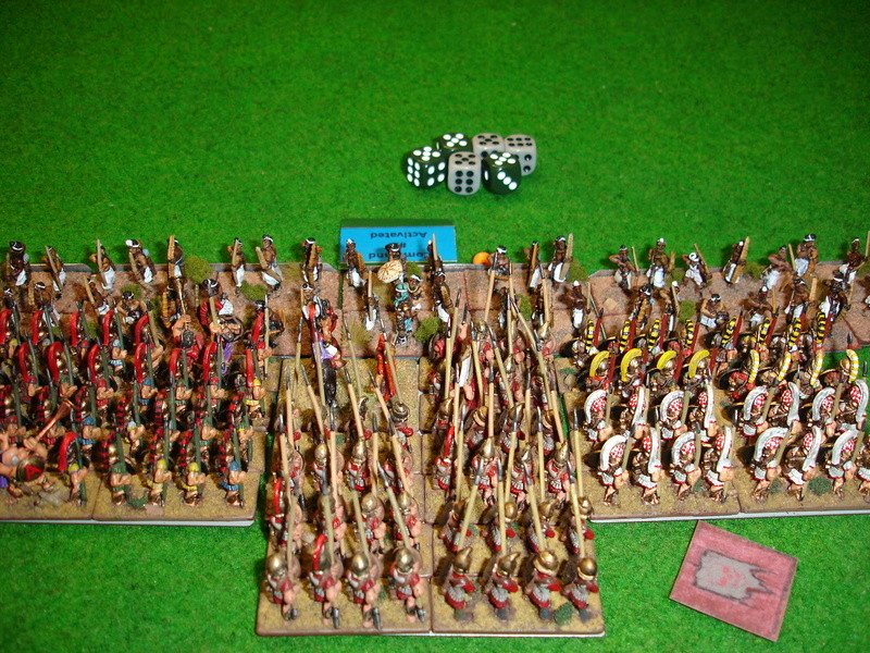 15mm Macedonians vs Indians with U equal to 17mm Dsc04111