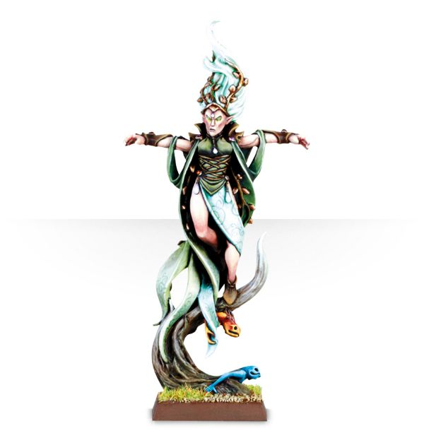 Equivalence figurines KoW Warhammer Hauts Elfes + sylvains = Elfes 99060210