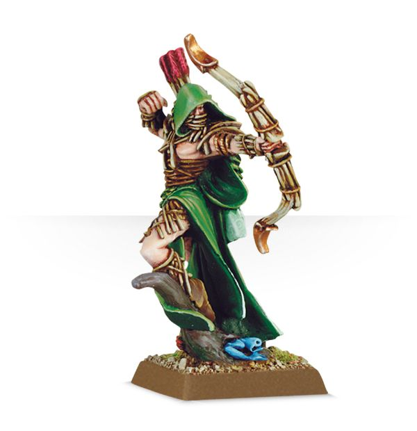 Equivalence figurines KoW Warhammer Hauts Elfes + sylvains = Elfes 99060211
